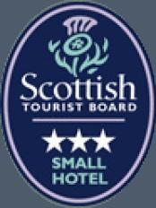 Scottish Tourist Board - Small Hotel - 3 stars